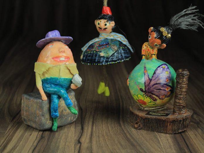 Kehangatan Sentuhan Ibu dalam Boneka Clay yang Ramah Lingkungan