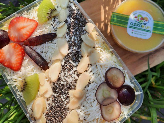Ide Usaha Rumahan: Salad Buah yang Segar dan Menggugah Selera