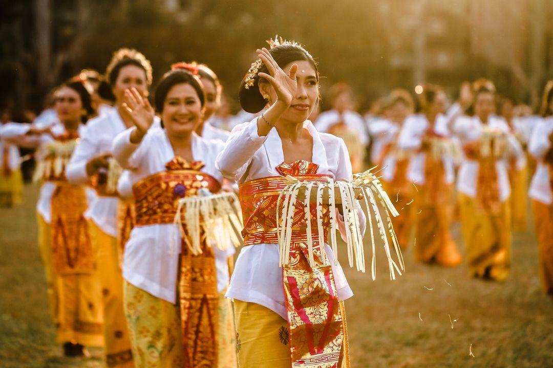 Upacara adat, bukti bahwa Indonesia negara yang beragam
